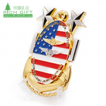 China Metal Coin Maker-Custom Coins, Challenge Coins, Military Coins